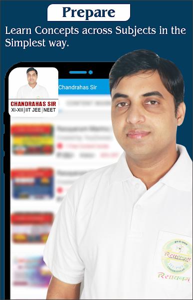 Chandrahas Sir