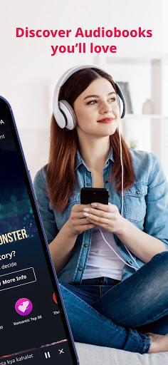 Pocket FM - Audiobooks, Stories & Podcasts screenshots 2
