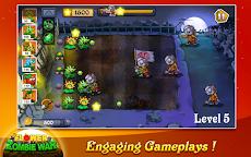 Flower Zombie Warのおすすめ画像2