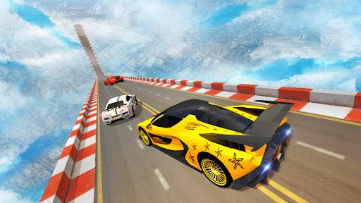 Mega Ramp Stunts u2013 New Car Racing Games 2021 screenshots 7