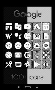 Raya Black Icon Pack APK (PAID) Download Latest Version 2