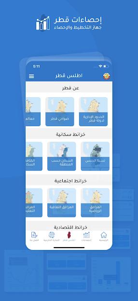 Qatar Statistics screenshot 4