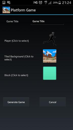 Game Maker screenshots 1