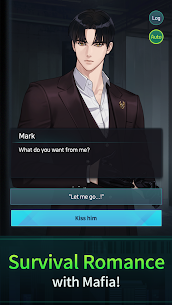Killing Kiss : BL Story Game Mod Apk 1.0.4 (Free Premium Choices) 4