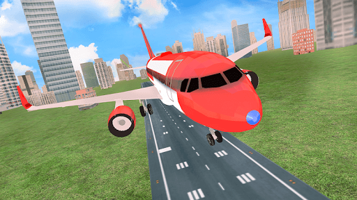 Airplane Flight Simulator Free Offline Games apkmartins screenshots 1
