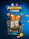 screenshot of Backgammon Legends - online with chat