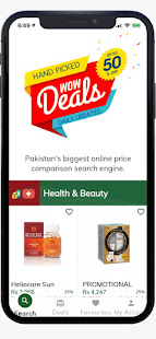 Download Price Meter - Pakistan's Best Price Comparison App For PC Windows and Mac apk screenshot 2
