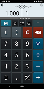 Unit Calculator: Convert & For Pc (Download On Windows 7/8/10/ And Mac) 1