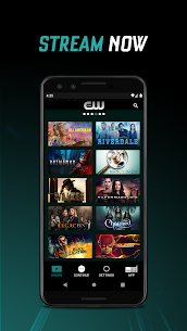 The CW APK Download For Android 5