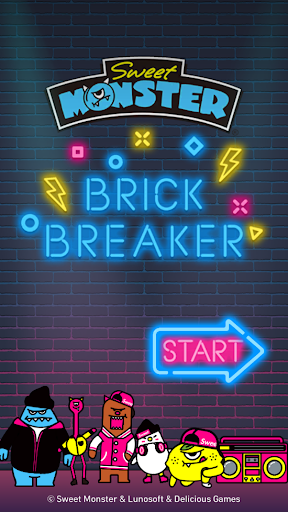 Brick Breaker: Neon-filled hip hop! 1.0.19 screenshots 18