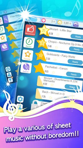 tunes piano - midi play rhythm game screenshot 3