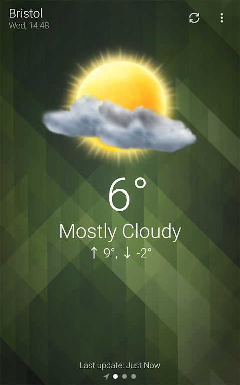 Weather  poster 5