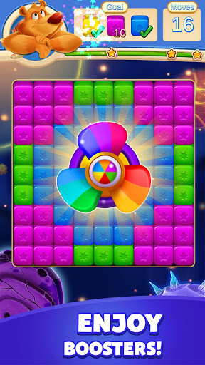 Toy Cubes Blast:Match 3 Puzzle Games  screenshots 4