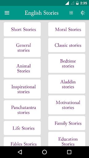 1000 English Stories (Offline) 1.1.0 Screenshots 8