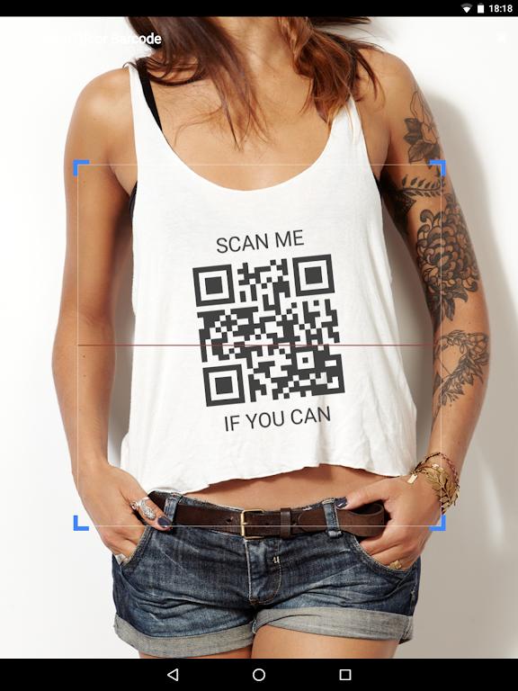 QR & Barcode Scanner PRO  poster 8