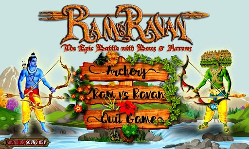 Ram Vs Ravan- Archery screenshots 1