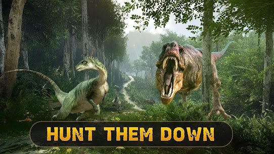 Dinosaur Hunting Challenge 3D: Jurassic world game Hack Online (Android iOS) 1