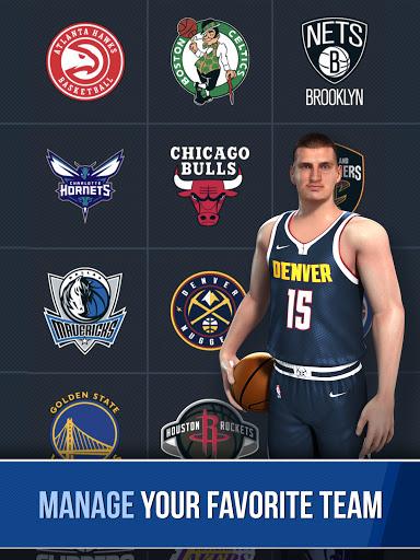 NBA Ball Stars apkslow screenshots 8