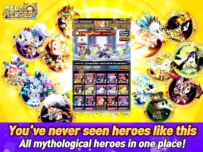 Medal Heroes : Return of the Summoners Screenshot