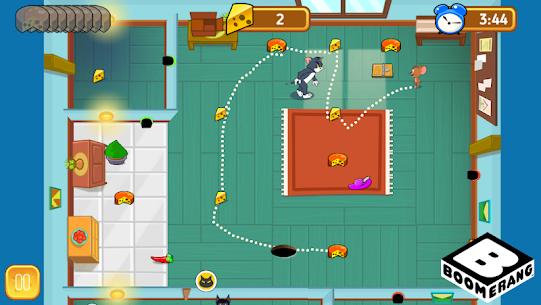 Tom & Jerry: Mouse Maze FREE Mod Apk (Unlimited Money) 3