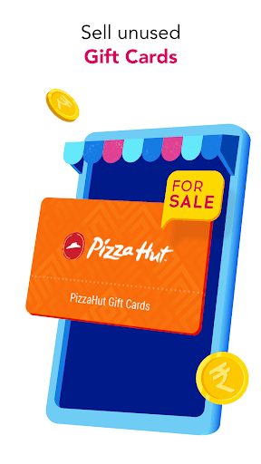 Zingoy - Gift Cards, Cashback Offers & Coupons screenshots 4