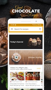 Chocolate Recipes  Apps For Pc | How To Install (Download Windows 7, 8, 10, Mac) 1
