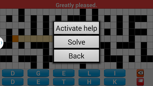 Crossword Puzzle Free apkpoly screenshots 5