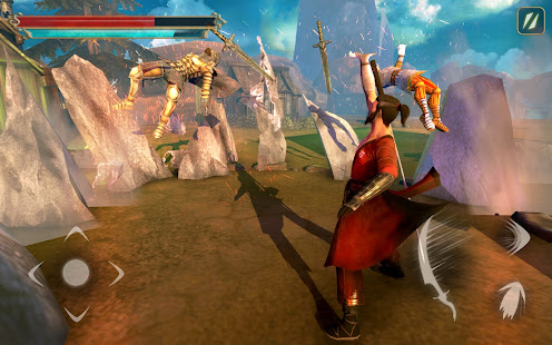 Takashi Ninja Warrior - Shadow of Last Samurai 2.4.8 Screenshots 8