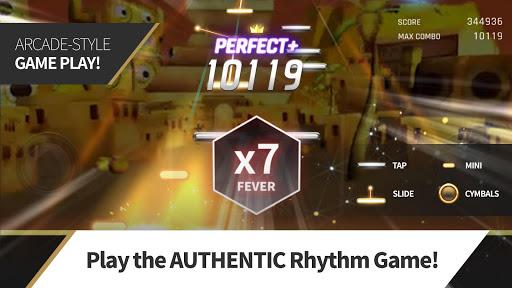 TAPSONIC World Champion - rhythm game 4.0.0 screenshots 2