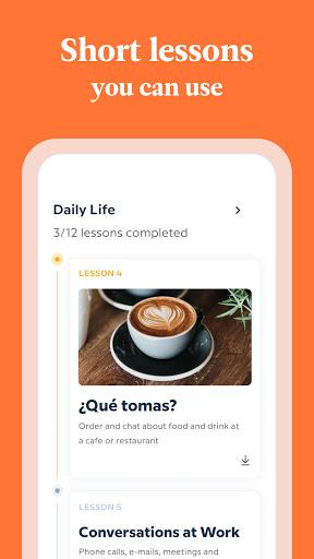 Babbel - Learn Languages - Spanish, French & More apktram screenshots 3