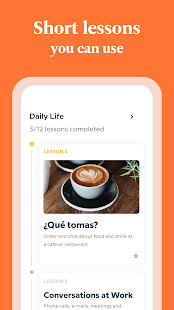 Babbel - Learn Languages - Spanish, French & More 20.82.0 Screenshots 3