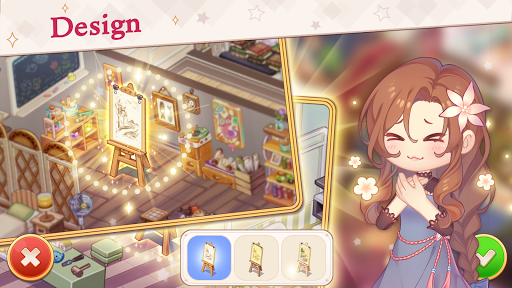 Kawaii Mansion: Home Design Makeover 0.2.7 screenshots 6