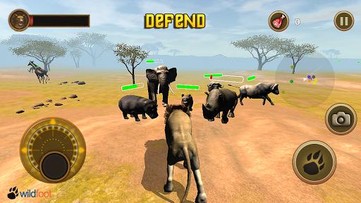 lion chase screenshot 3