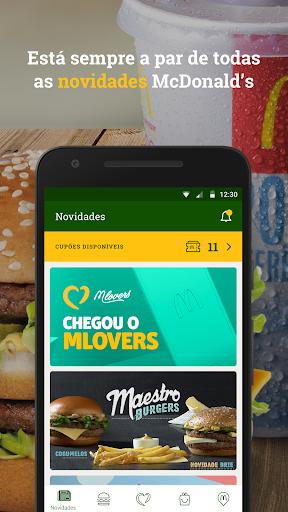 McDonald's Portugal 2.6.1 Screenshots 3