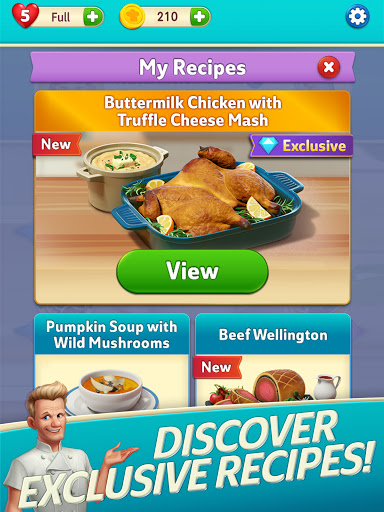 Gordon Ramsay: Chef Blast 1.21.0 screenshots 11