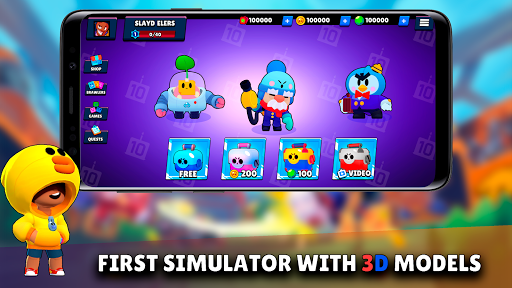 Box Simulator for Brawl Stars: Open That Box! 9.2 Screenshots 1