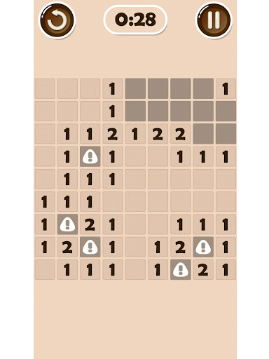 Puzzle game: Real Minesweeper apktram screenshots 14