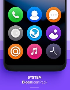 Bloom Icon Pack APK [PAID] Download for Android 1