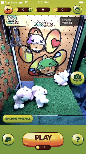 DinoMao - Real Claw Machine Game android2mod screenshots 8