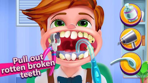 Dentist Inc : Dental Care Doctor Games 1.2.2 screenshots 4