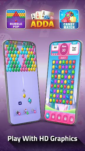 Adda : Call Break , Teen Patti , Rummy , Solitaire 10.68 screenshots 8