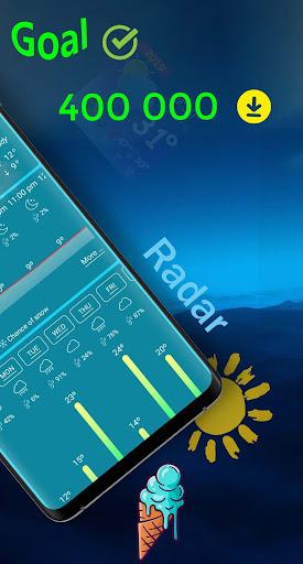 Weather and Radar Live Forecast 3.1.8 Screenshots 2
