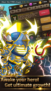 +9 God Blessing Knight – Cash Knight Mod Apk 2.16 (Unlimited Gold) 1
