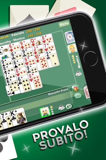 Burraco e Pinelle Online screenshots 2