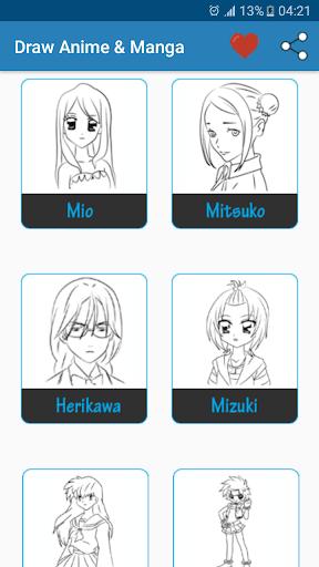 Draw Anime & Manga 1.0 Screenshots 2