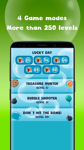 Pop bubbles air u2013 bubble wrap game  screenshots 4