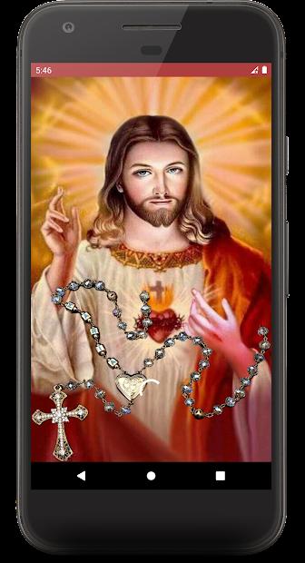 Holy Rosary Sacred Heart of Jesus screenshot 7