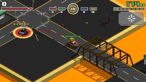 Smashy Road: Arena  screenshots 2