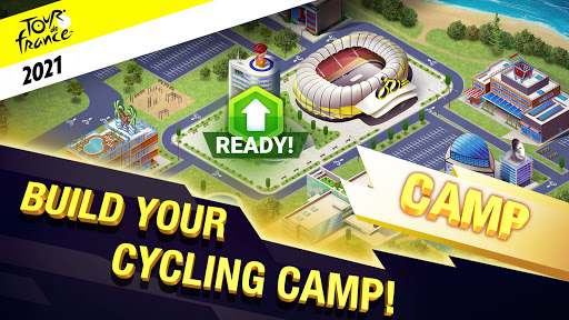 Tour de France 2021 Official Game - Sports Manager android2mod screenshots 4