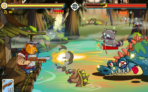 Swamp Attack 2 modavailable screenshots 16